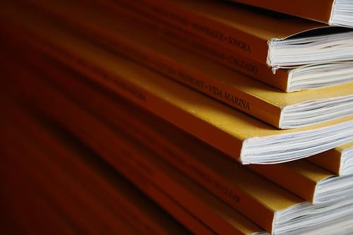 Revistas, por Marcos Garcia.